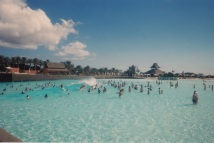 Siam Park wave pool
