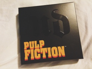Pulp Fiction Pallet from Urban Decay