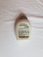 coconut milk £5.99 Boots