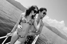 Boat Trip me and Alex