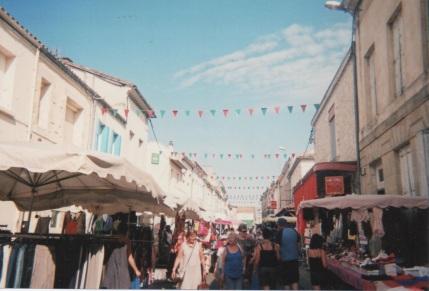 Market day 1