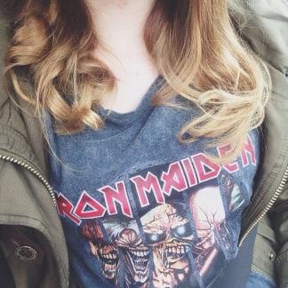 Iron Maiden Tee- Primark