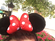 Classic Minnie Mouse