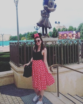 My Disney 1940's Dapper Day Outfit