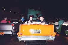 Sci-Fi Dine in Theatre- Disney Springs