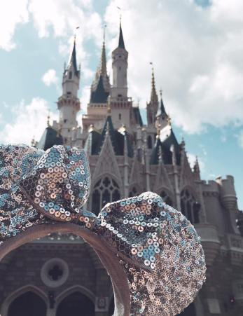 Minnie Mouse Ears- Check