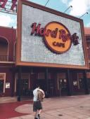 Hard Rock Orlando- Universal Studios