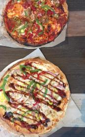 Blaze Pizza- Disney Springs
